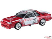 HAS20372 RICOH Skyline GTS-R(R31) Plastic Kit