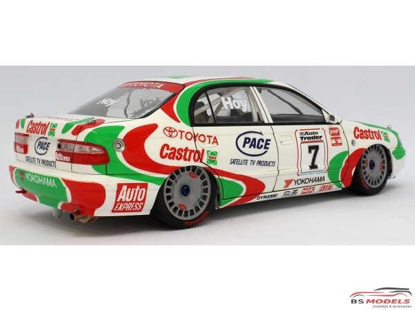 BEE24024 Toyota Carina E  ST191  BTCC 1994 Plastic Kit