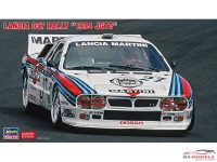 HAS20414 Lancia Rally 037 - 1994 super GT Plastic Kit