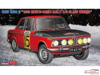 HAS20420 BMW 2002ti Rally Monte Carlo 1969  2/5 class winner Plastic Kit