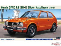 HASHC25 Honda Civic RS (SB-1) 3-door Hatchbac Plastic Kit