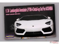 HD020213 Lamborghini Aventador LP700-4 detail set for AOS Multimedia Accessoires