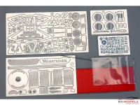 HD020381 Mercedes CLK-GTR detail set For TAM Multimedia Accessoires