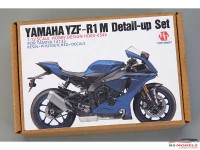 HD030546 Yamaha YZF-R1 M  detail set For TAM 14133 Multimedia Accessoires