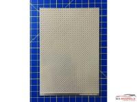 HME046 Diamond Pattern sheet Etched metal Accessoires
