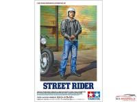 TAM14137 Street Rider Figure Plastic Kit