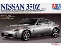 TAM24254 Nissan 350Z Track (Fairlady) Plastic Kit