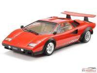 TAM25419 Lamborghini Countach LP500S Plastic Kit