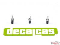 DCLPAR022 Toggle switches   24 pcs Resin Accessoires