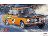HAS20381 BMW 2002ti Swedish Rally 1971 Plastic Kit