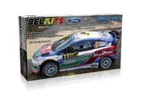 BEL003 Belkits Ford Fiesta RS WRC